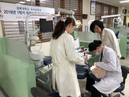 치위생학부, 실무형 치과위생사 양성을 위한 'NCS기반 직무능력완성도평가' 시행