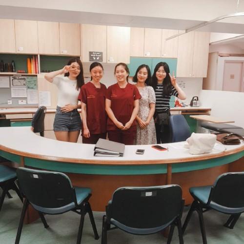 경복대 작업치료과, 싱가포르 대형병원 견학...해외취업 조건 등 인터뷰