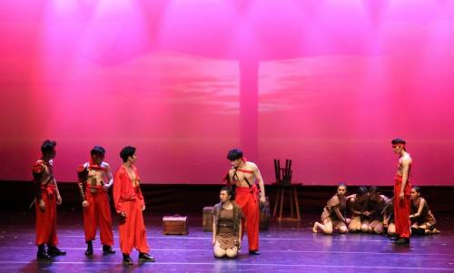 경복대 공연예술과, 지역내 수능 수험생을 위한 뮤지컬 '아이다' 공연