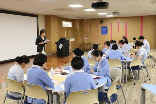간호학과, 일본병원 국제간호임상실습 사전교육