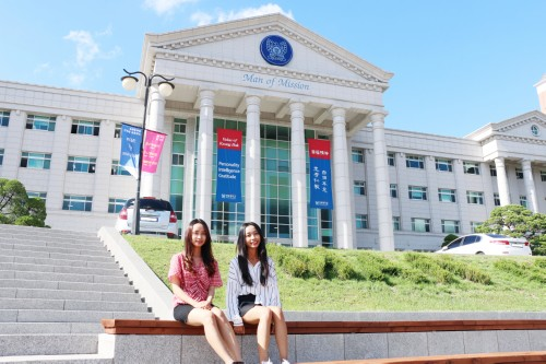캄보디아 자매가 경복대를 선택한 까닭은?