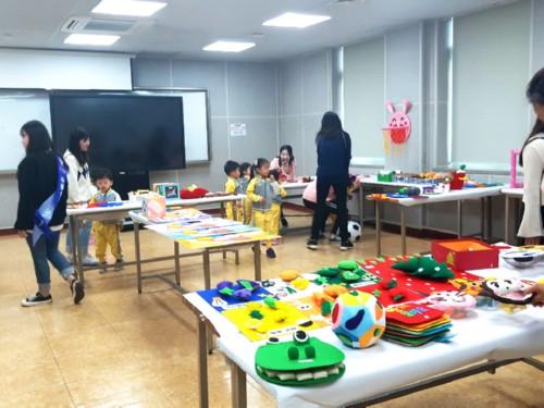 경복대학교 아동상담보육과, 톡톡 튀는 아이디어 교재교구전시회 개최