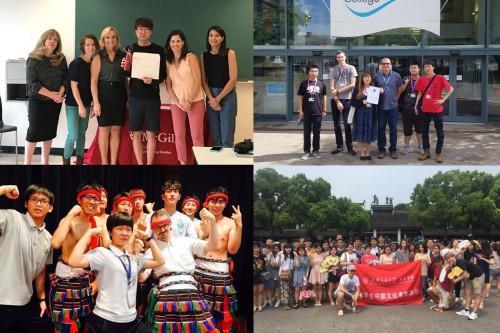 해외취업지원 프로그램 강화... 글로벌 현장학습 인턴십 중심으로 Upgrade